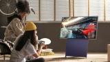 Alza začala prodávat unikátní otočný televizor Samsung Sero