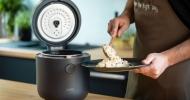 Chytrý rýžovar Lauben Low Sugar Rice Cooker 1500AT snižuje cukry a dovoluje vařit bez tuku