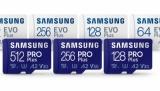 Uvedeny karty MicroSD Samsung Pro Plus a vylepšená Evo Plus