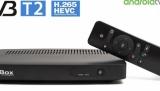 Set-top box VBox Android TV XTi 4144: neskutečný počet tunerů DVB-T2, vyladěný hardware i software