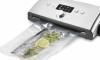 Vakuovačka Catler VS 8011 (test): řada funkcí a také excelentní poměr cena/výkon