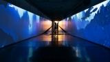 Propracovaná stometrová projekce v Národním muzeu