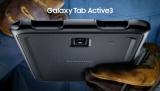 Odolný tablet Samsung Galaxy Tab Active3 s krytím IP68 a Wi-Fi 6