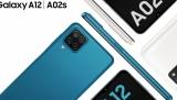Nové levné mobily Samsung Galaxy A02s a Samsung Galaxy A12 přijdou na počátku příštího roku