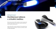 Sony Playstation VR rozšíří svět Playstation 4