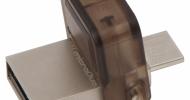 Kingston DataTraveler microDuo: flash disk i pro mobily