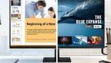 """""""Chytrý"""" displej Samsung LS32AM700U (test): jako monitor obstojí jen někdy, ale jako """"chytrá"""" obrazovka je skvělý"""