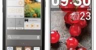 Kdo z koho: Huawei Ascend G700 a LG Optimus L9 II (test)