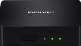 Set-top box Evolveo Hybrid Box T2 s příjmem pozemního vysílání i řadou aplikací