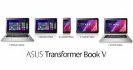 Asus Transformer Book V: Computex svědkem 5v1