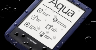 PocketBook Aqua: čtěte klidně i pod vodou