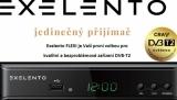 Exelento – nová značka set-top boxů pro DVB-T2 na českém trhu