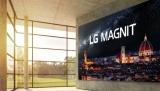 LG Magnit: obrazovky s miniaturními žárovkami MicroLED